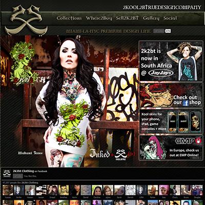 RGB Concept Portfolio | Web Generalist