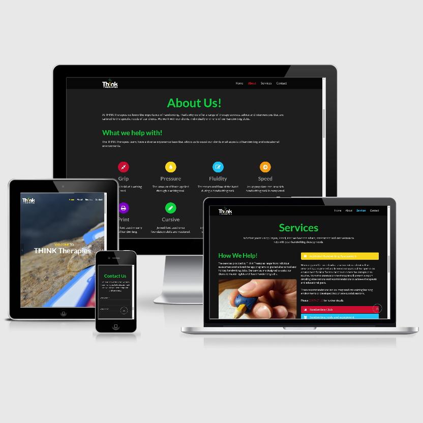 RGB Concept Portfolio | UI Design, Prototypes & Beyond